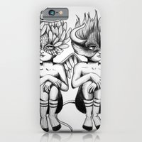 iPhone & iPod Case featuring Good or Bad? by ValD