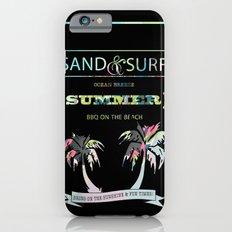 Sand & Surf Summer iPhone 6s Slim Case