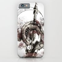 iPhone & iPod Case featuring Sacrificium by Gergő Orbán (TheSign)