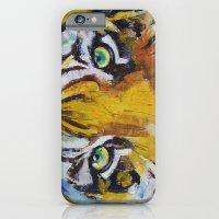 Tiger Psy Trance iPhone 6 Slim Case