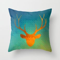 DH2 Throw Pillow