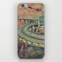 highway iPhone & iPod Skin