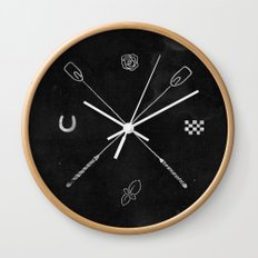 Derby X Wall Clock