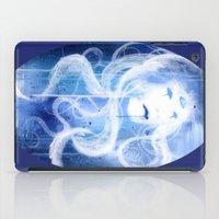 Three Eyed Goddess iPad Case