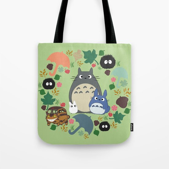 Troll Wreath  Tote Bag