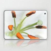 Lily stamen Laptop & iPad Skin