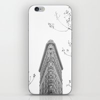 Flatiron Building NYC iPhone & iPod Skin