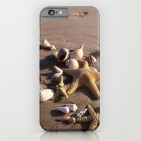 iPhone & iPod Case featuring Romantic Beach by Pink grapes