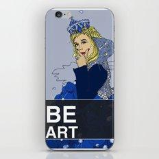 BE  ART iPhone & iPod Skin