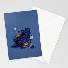 Movie Break Stationery Cards