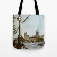 London View Tote Bag