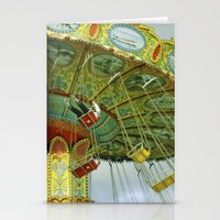 Sky High Stationery Cards