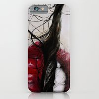 iPhone & iPod Case featuring Tangles   by Bella Harris