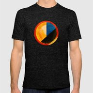 BALANCE Mens Fitted Tee Tri-Black SMALL