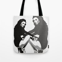 BEAUTY GIRL Tote Bag