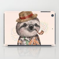 Mr.Sloth iPad Case