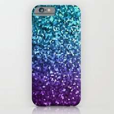 Mosaic Sparkley Texture G198 iPhone 6 Slim Case