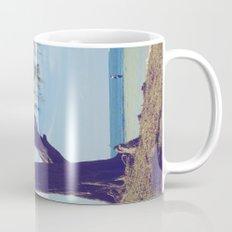 Fisherman in the distance, Mauritius Mug