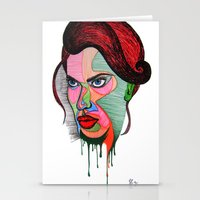 Beauty Fades Stationery Cards