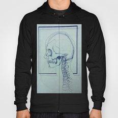 Skull Portrait Hoody