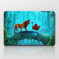 King Of Jungle iPad Case