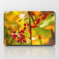 Autumn Drops iPad Case