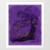 Something Wicked This Wa… Art Print