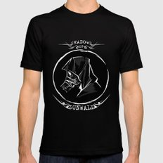 Shadows of Dunwall Mens Fitted Tee Black SMALL