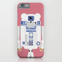 Robot R2 D2 iPhone 6 Slim Case