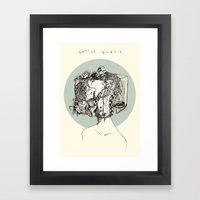 Art Block Framed Art Print