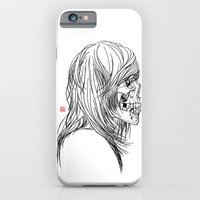 A Song About Rock N' Roll/A Song About Death iPhone 6 Slim Case