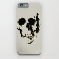 skull #06 iPhone 6 Slim Case