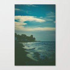 Good Bye Blue Sky Canvas Print