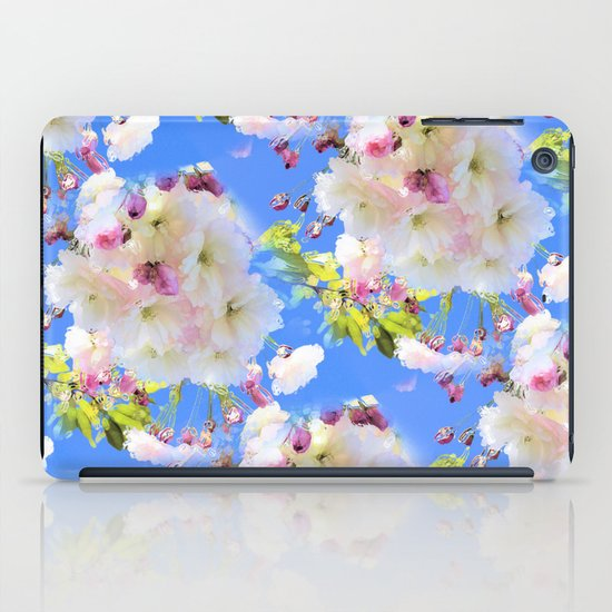 Cherry Blossom Girl iPad Case