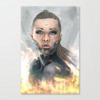 XXQ-0001P Canvas Print