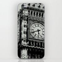Big Ben 2 - London Series iPhone & iPod Skin