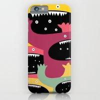 Monster medley. iPhone 6 Slim Case