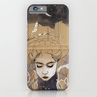 iPhone & iPod Case featuring son bahar by Amylin Loglisci