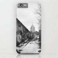 iPhone & iPod Case featuring Fisher Building - Detroit, MI by Michelle & Chris Gerard