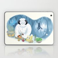 Frozen Dinner Laptop & iPad Skin