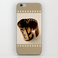 The last kodak film iPhone & iPod Skin