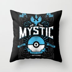 A Mystical Decision  Throw Pillow