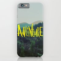 iPhone & iPod Case featuring Adventure by Leah Flores