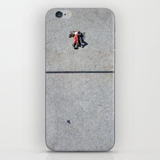 "From Centre George Pompidou (Paris) ""GEOROMANTIC"" series iPhone & iPod Skin"