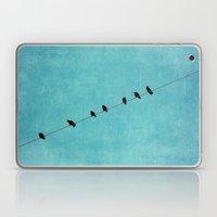Pretty Little Birds Laptop & iPad Skin