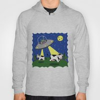 Cow Abduction! Hoody