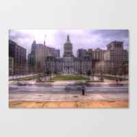 Baltimore City Hall Canvas Print