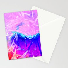Aurora 3 - Ultraviolet Stationery Cards