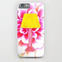 Lamp Shade Flower Illust… iPhone 6 Slim Case