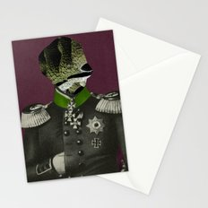 Unknown Portrait Disaster 5 Stationery Cards